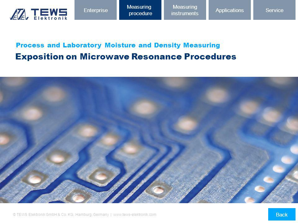 Exposition on Microwave Resonance Procedures