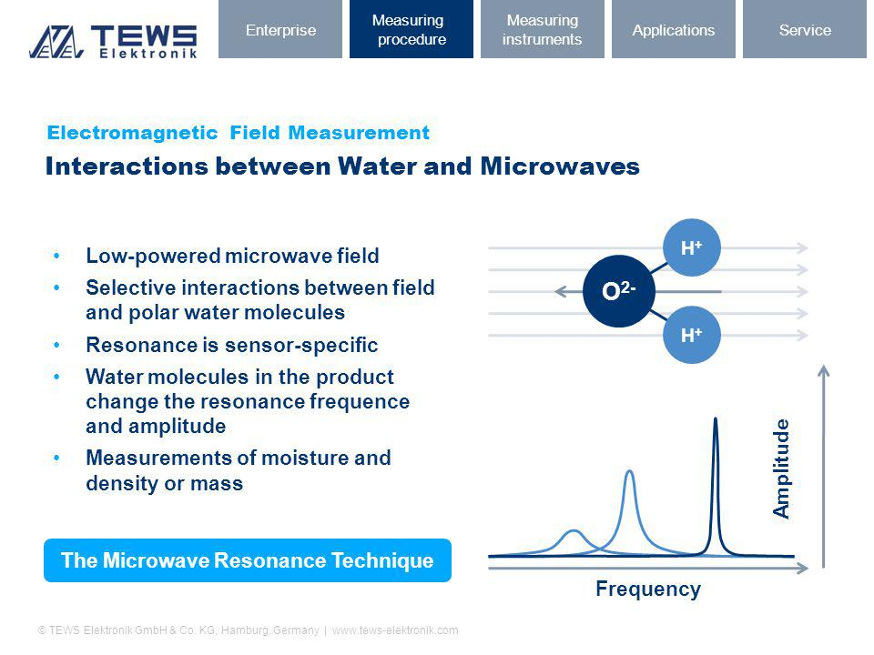 The Microwave Resonance Technique