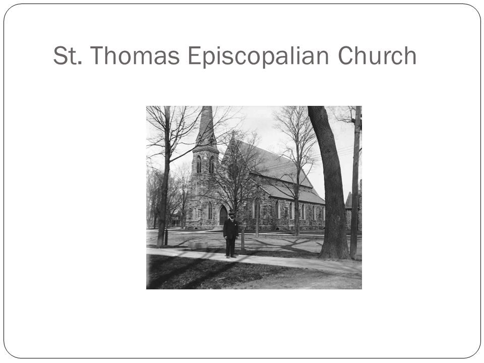 St. Thomas Episcopalian Church