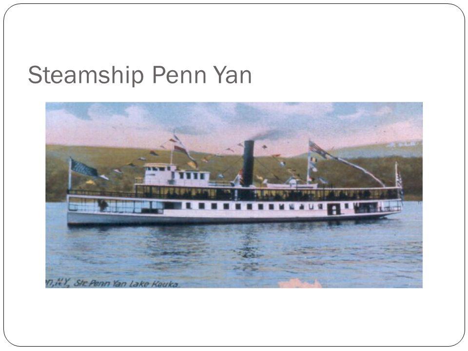 Steamship Penn Yan