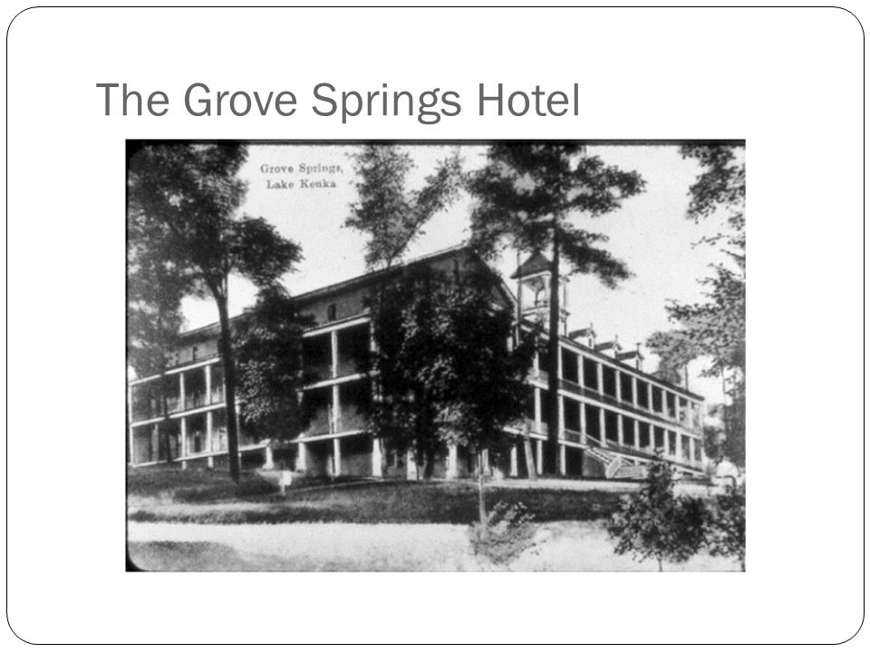The Grove Springs Hotel