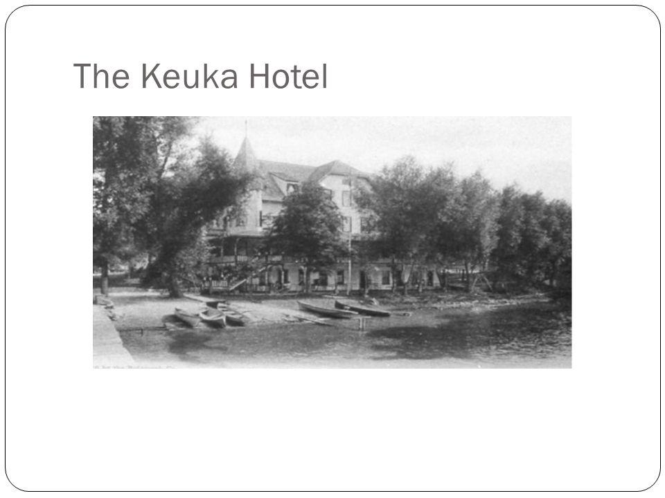 The Keuka Hotel