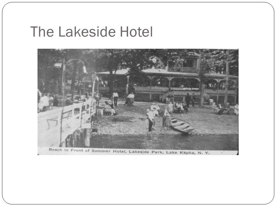 The Lakeside Hotel
