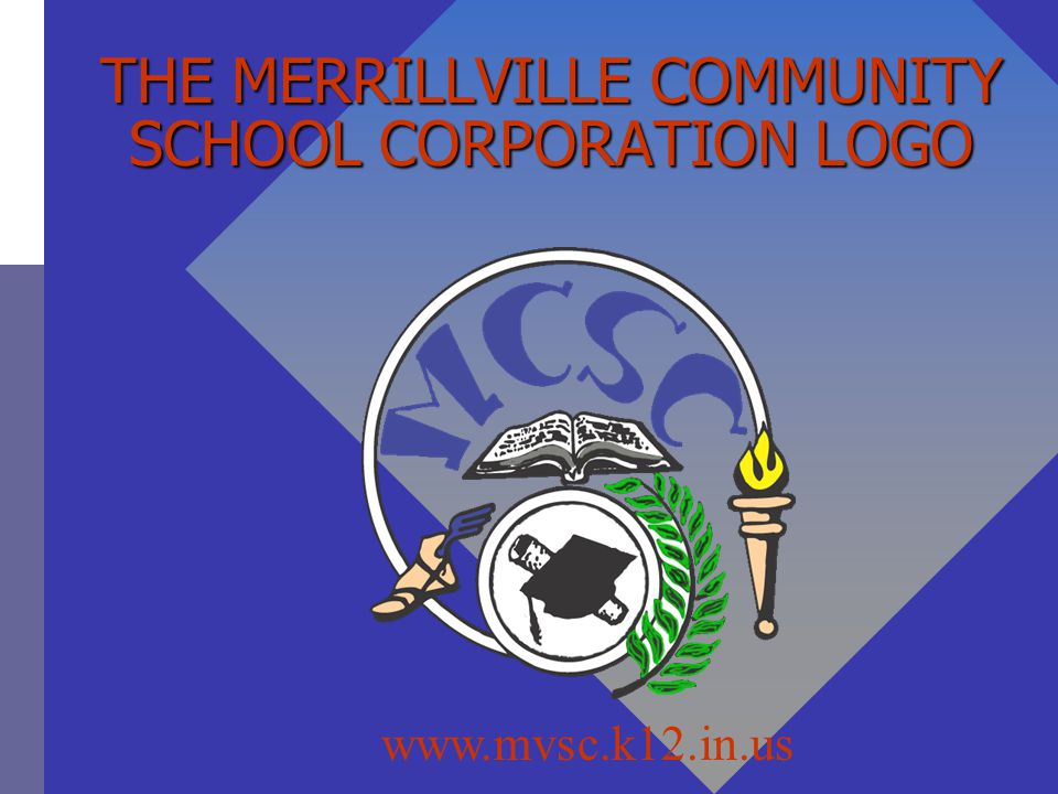THE MERRILLVILLE COMMUNITY SCHOOL CORPORATION LOGO