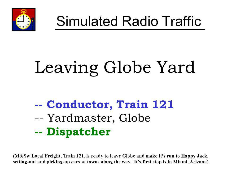 Simulated Radio Traffic