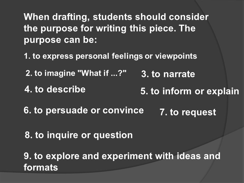 6. to persuade or convince 7. to request