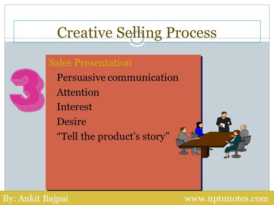 Creative Selling Process