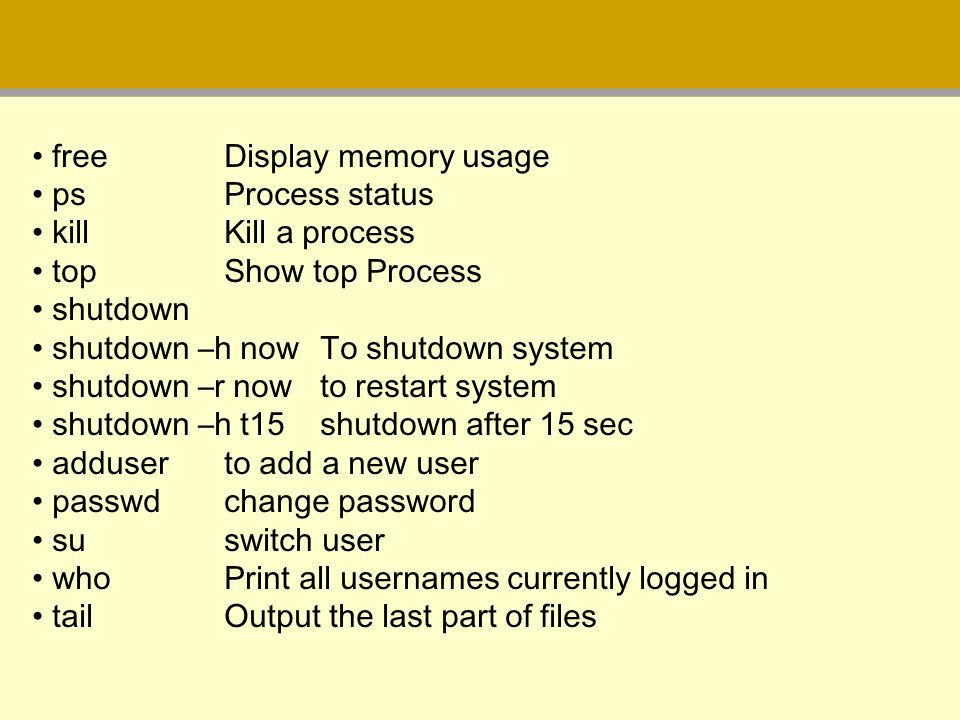 free Display memory usage