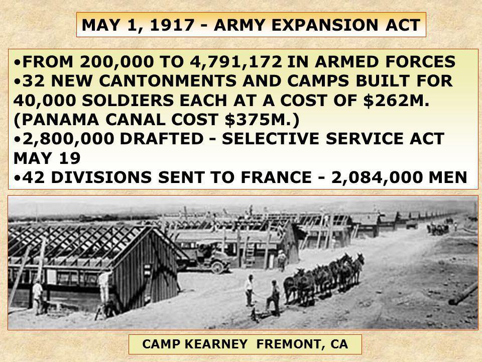 CAMP KEARNEY FREMONT, CA