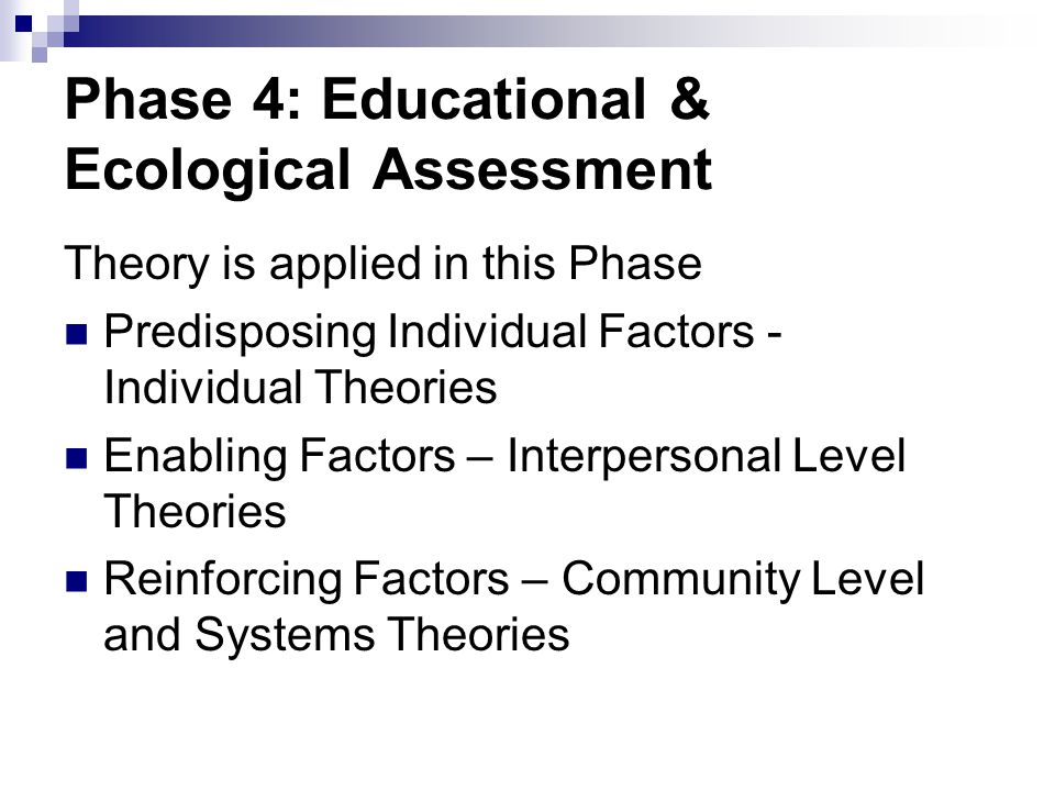 Phase 4: Educational & Ecological Assessment