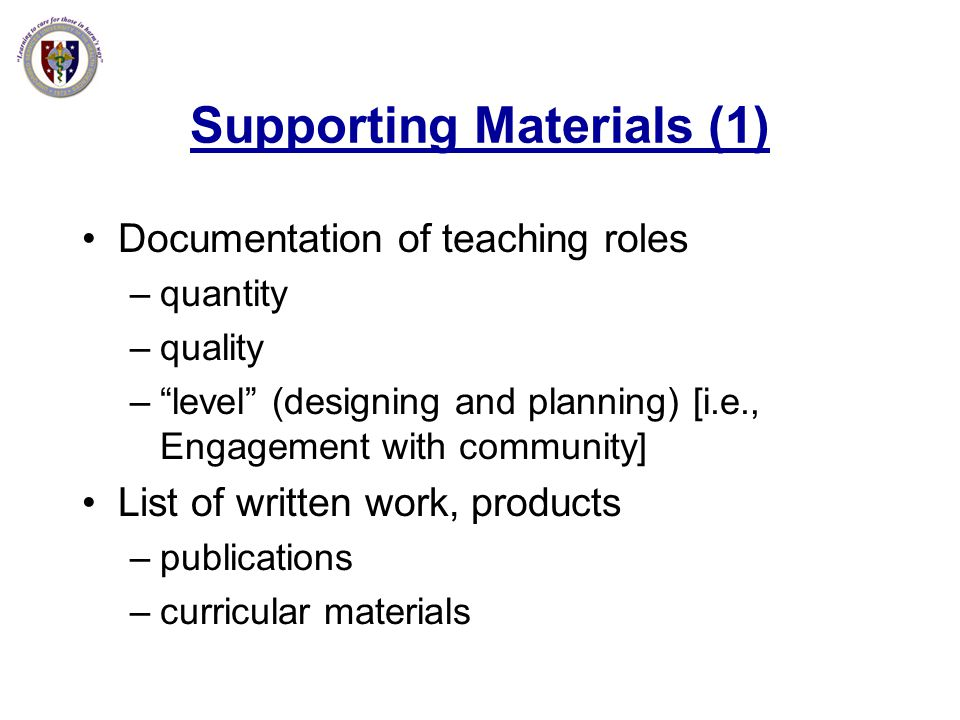 Supporting Materials (1)