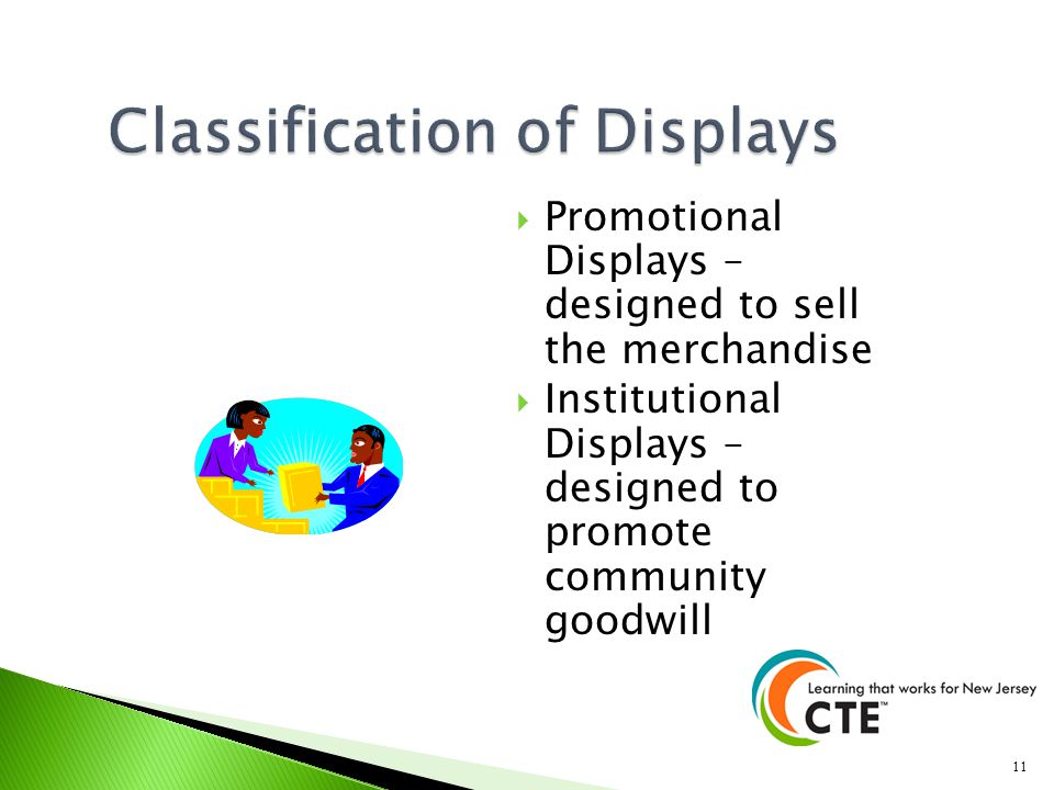 Classification of Displays
