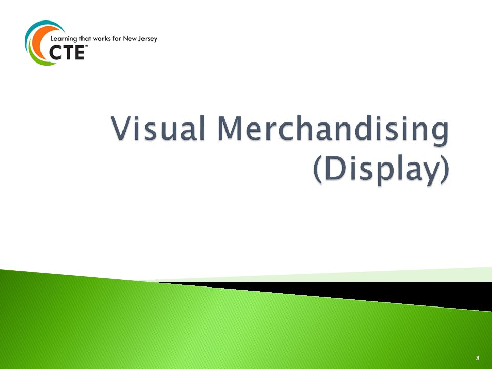Visual Merchandising (Display)