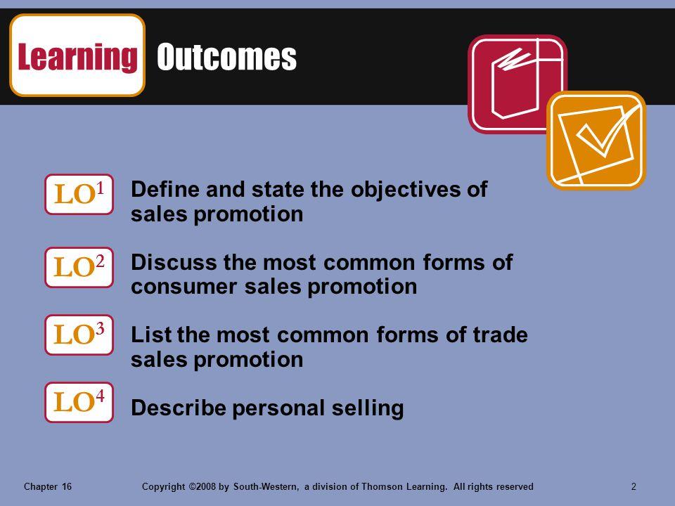 Learning Outcomes LO1 LO2 LO3 LO4