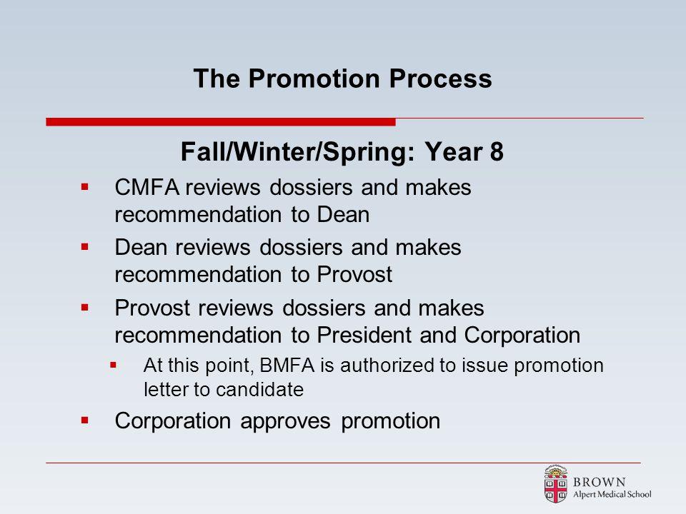 Fall/Winter/Spring: Year 8