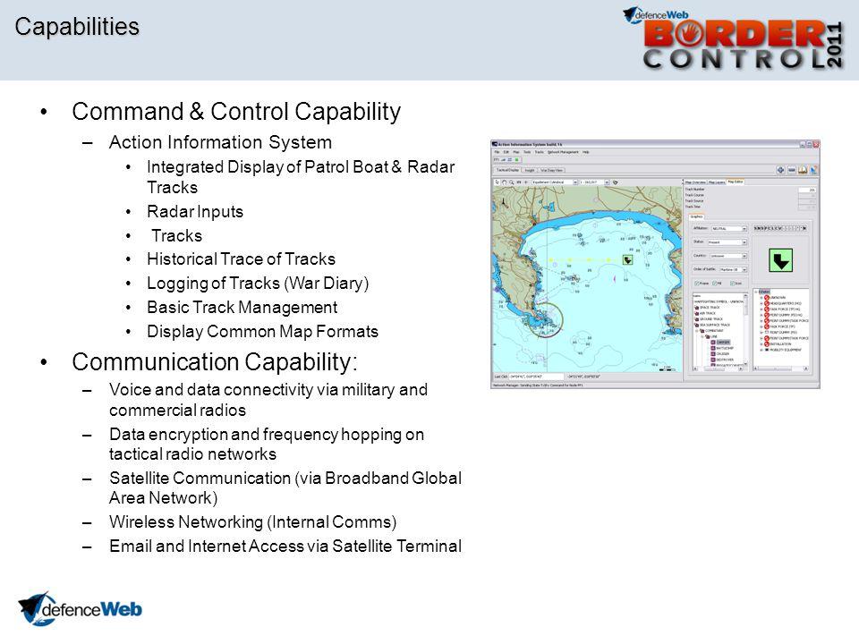 Command & Control Capability