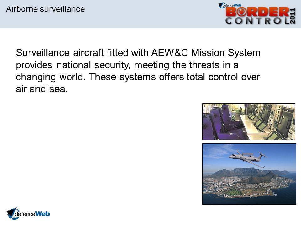 Airborne surveillance