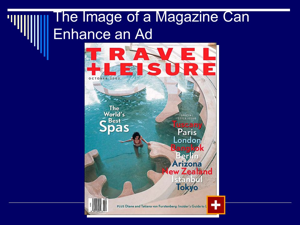 The Image of a Magazine Can Enhance an Ad