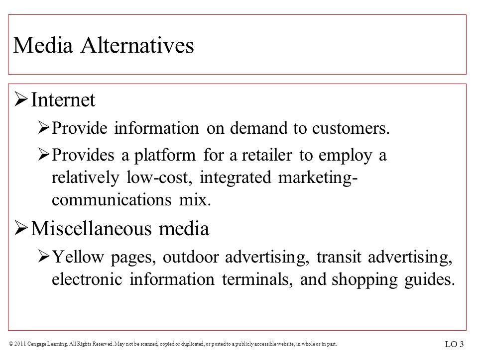 Media Alternatives Internet Miscellaneous media