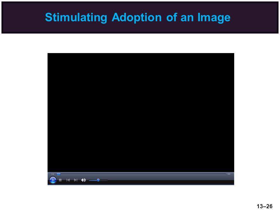 Stimulating Adoption of an Image