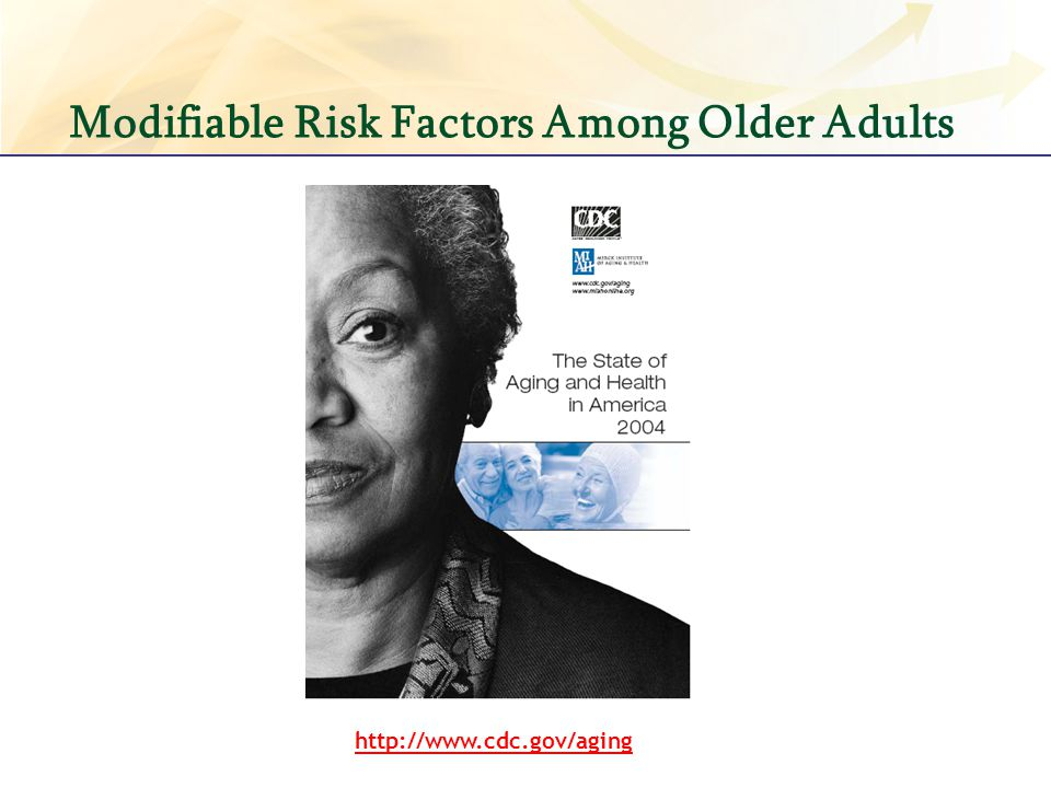 Modifiable Risk Factors Among Older Adults