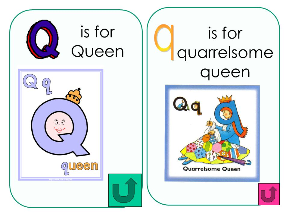 is for quarrelsome queen
