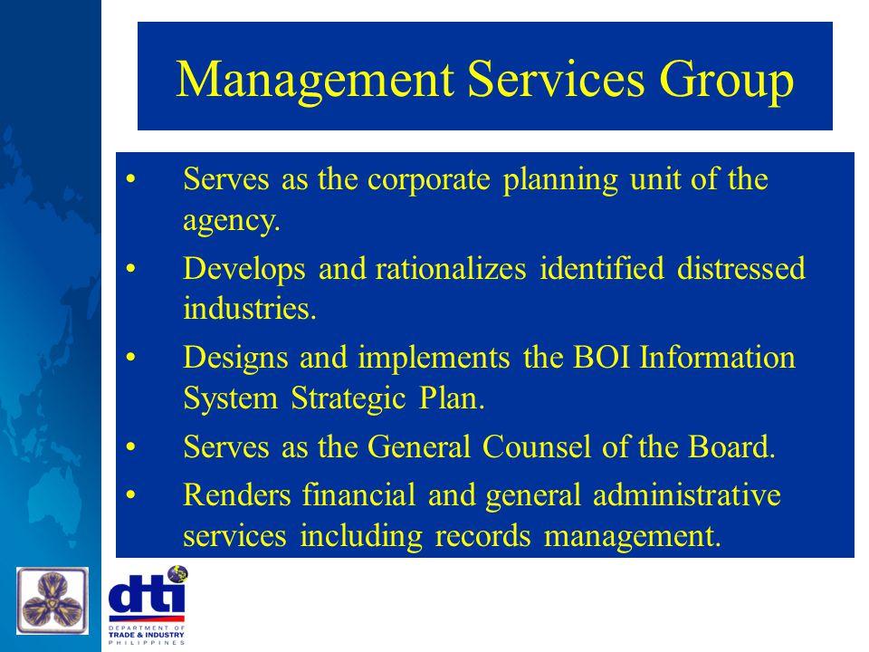 Management Services Group
