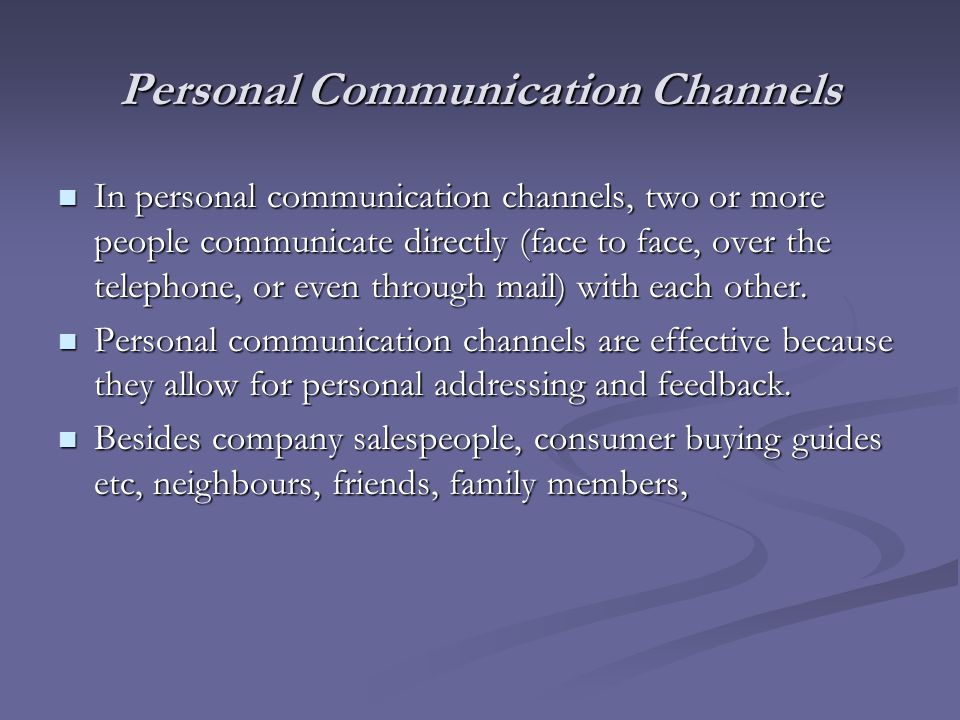 personal communication The narrowband personal communications service (pcs) is in the 901 – 902, 930 – 931, and 940 – 941 mhz spectrum range the most common use of narrowband pcs spectrum is two-way paging and telemetry.