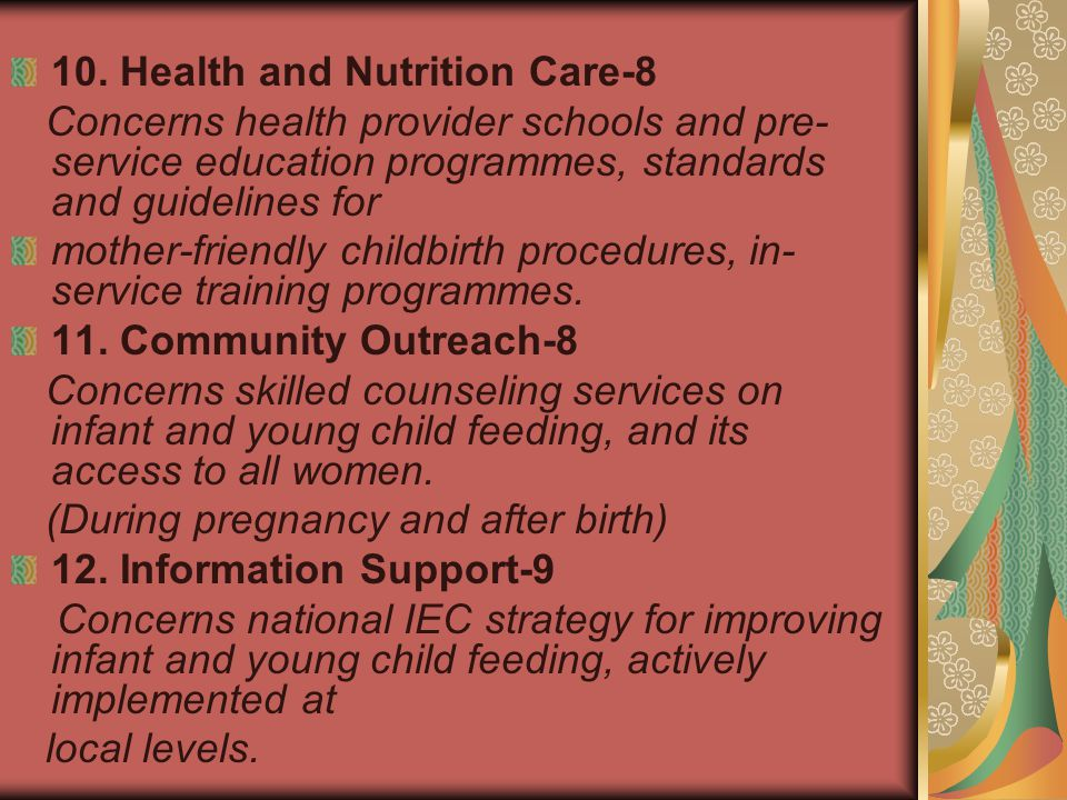 10. Health and Nutrition Care-8