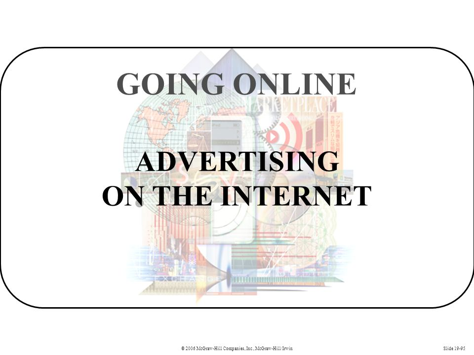 ADVERTISING ON THE INTERNET
