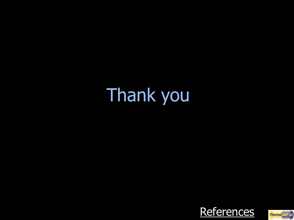 Thank you References