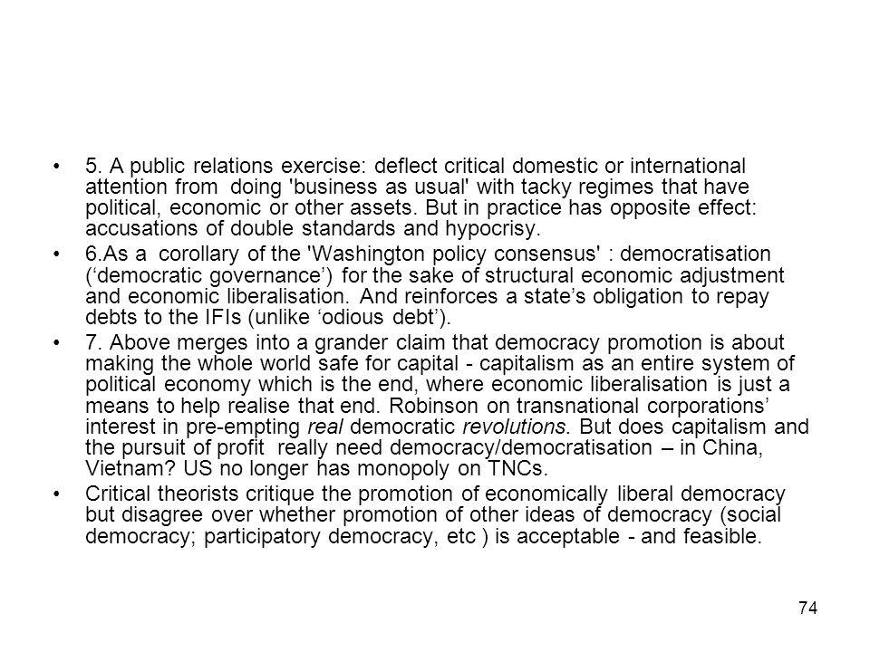 critical democracy essay mission promotion Critical thinking movies webinars сентябрь 13, 2018 в без рубрики @kefirlime thank you senpai, the democracy-promotion essay went quite alright :d.