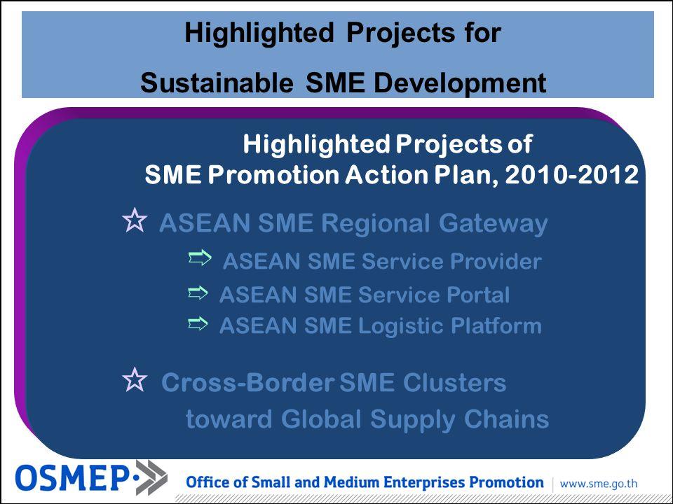 ☆ ASEAN SME Regional Gateway