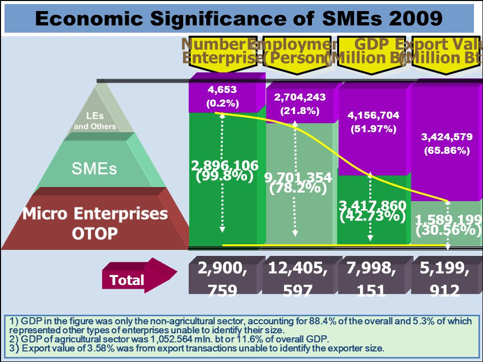 Economic Significance of SMEs 2009