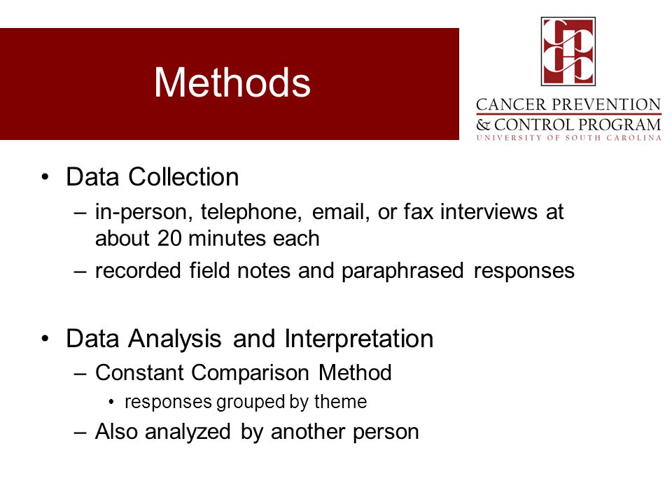 data analysis and interpretation pdf