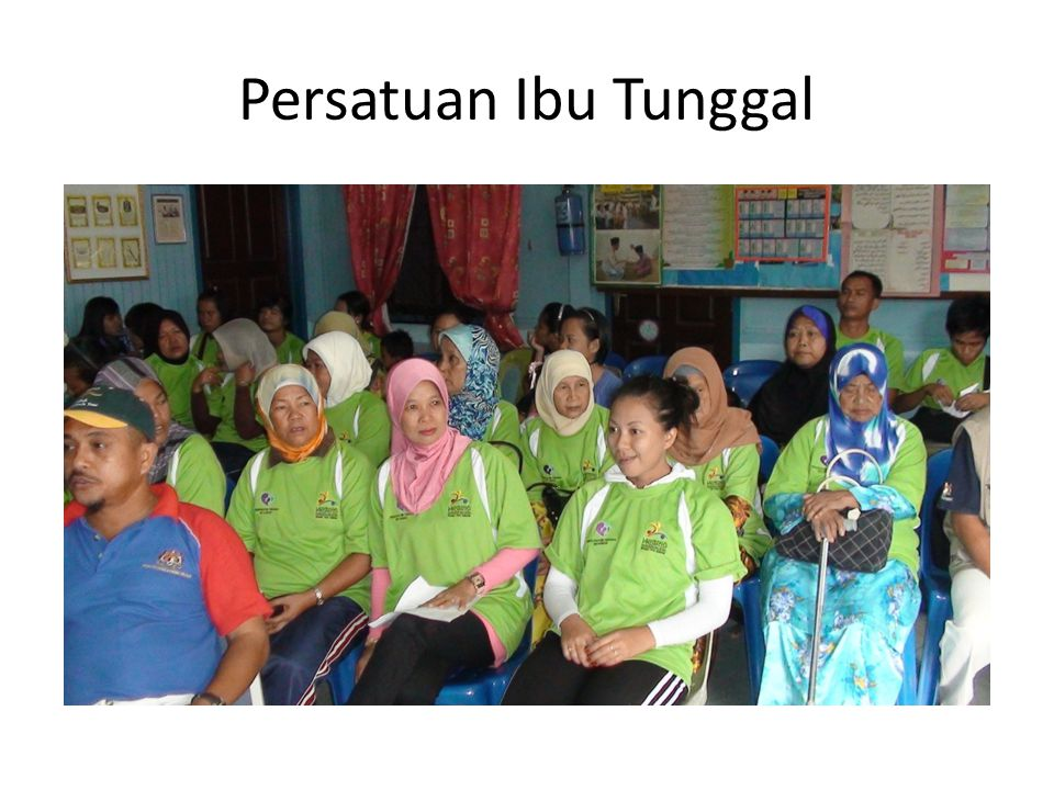 Persatuan Ibu Tunggal