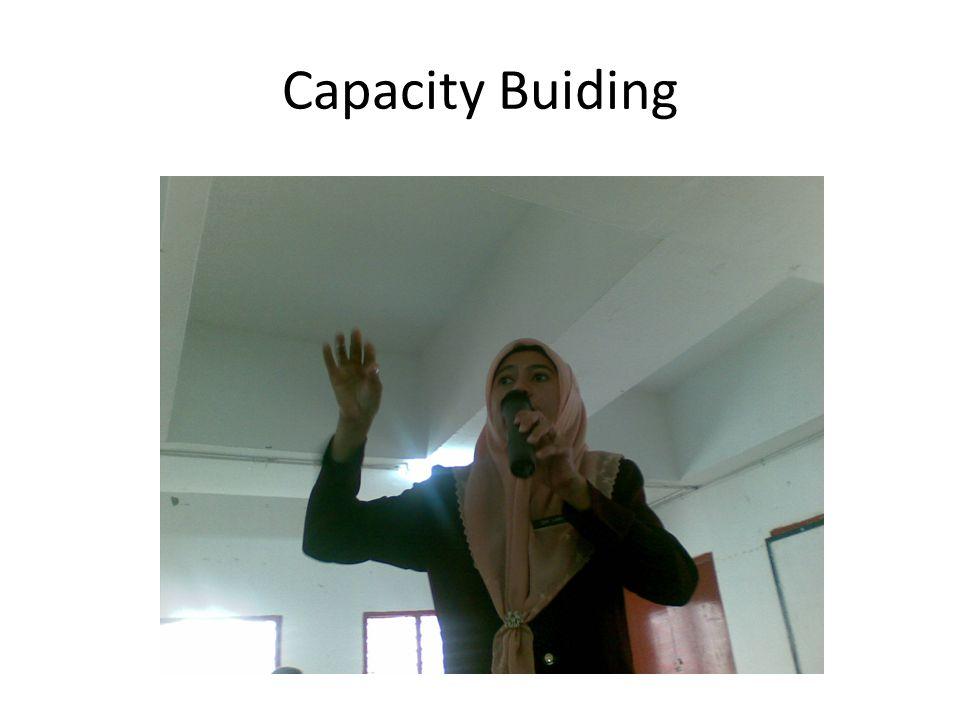 Capacity Buiding