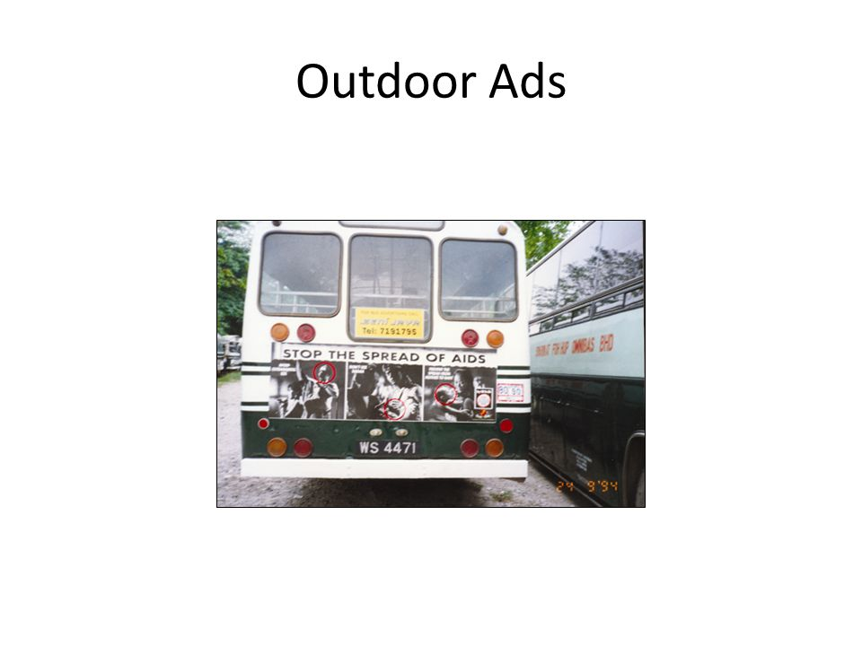 Outdoor Ads