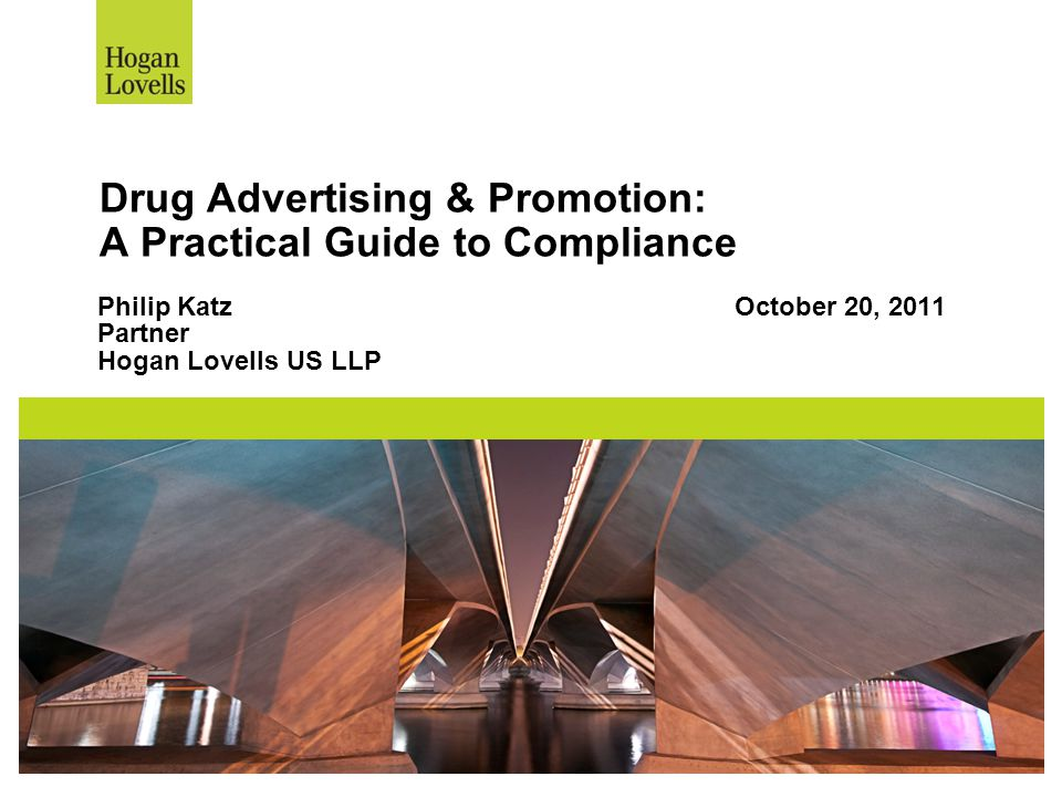 Drug Advertising & Promotion: A Practical Guide to Compliance