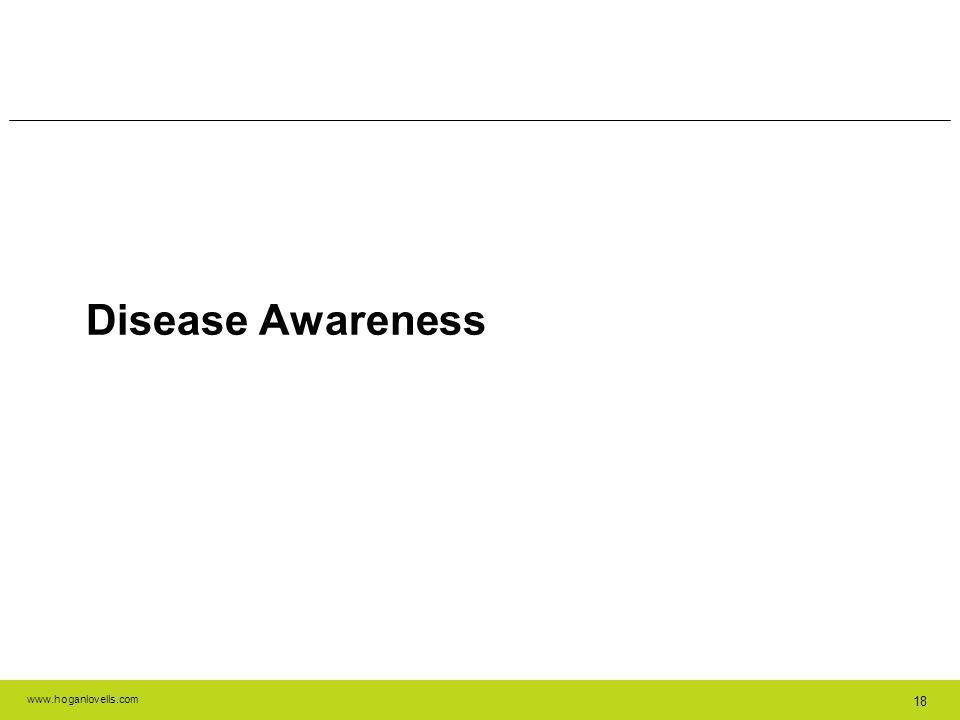 Disease Awareness 18