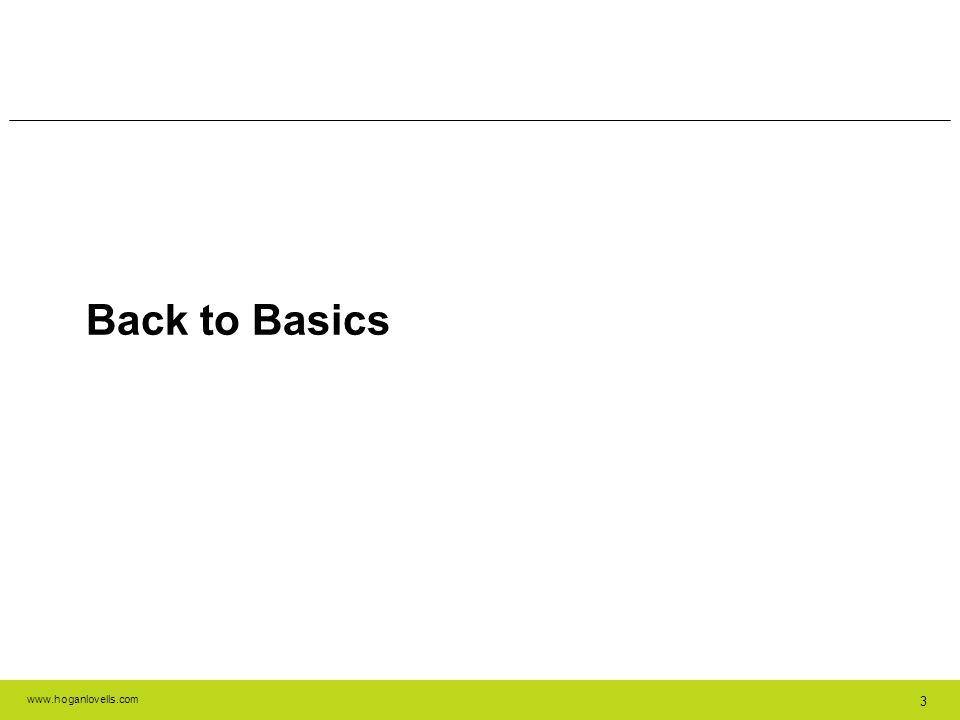 Back to Basics 3