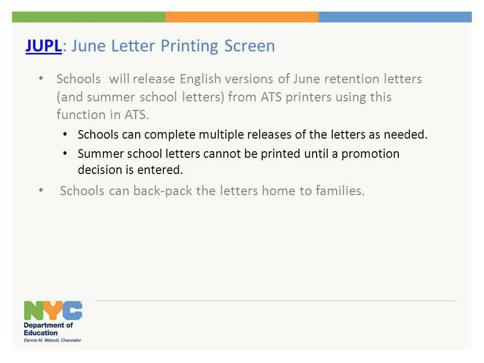 Select which letters to print (New, all or by ID)
