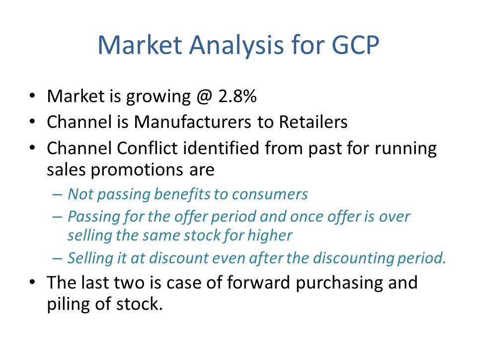 Market Analysis for GCP