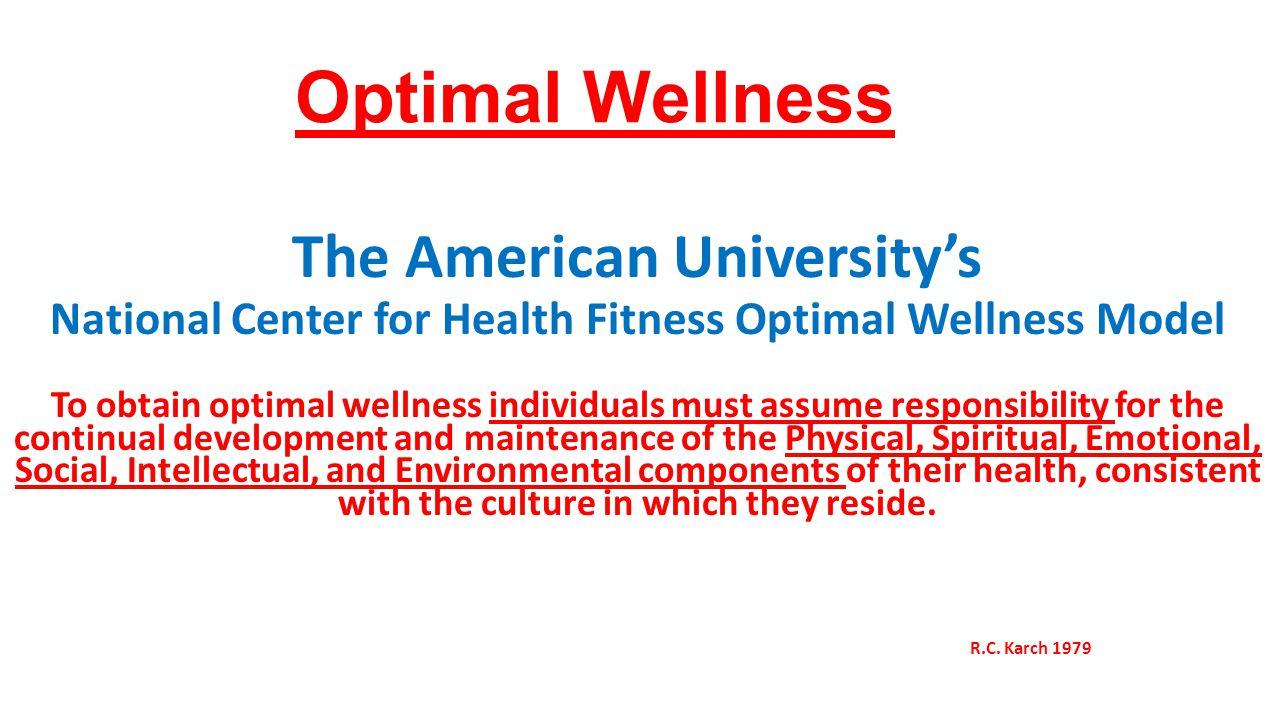 The American University's