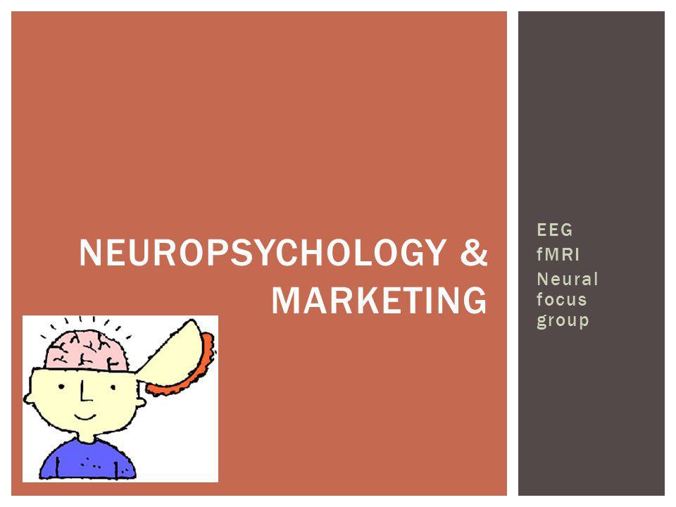neuropsychology & marketing