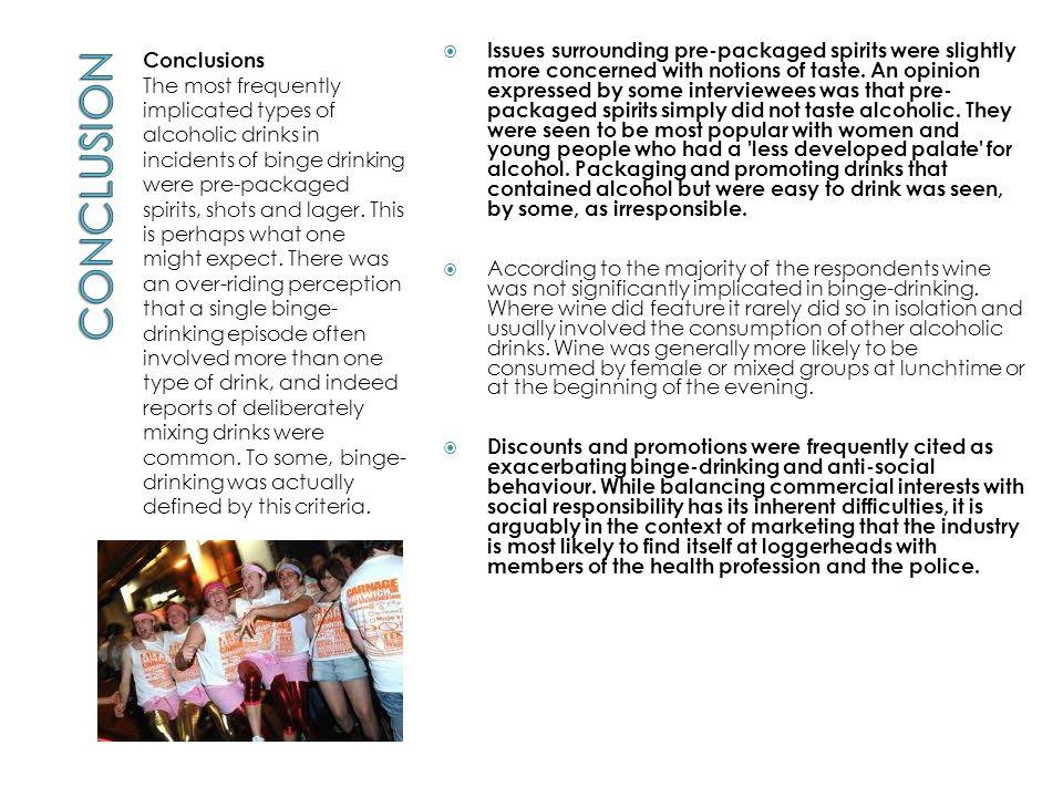 Conclusion Conclusions.