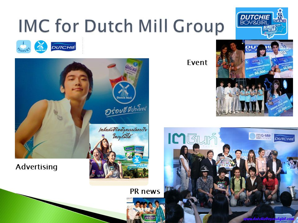 IMC for Dutch Mill Group