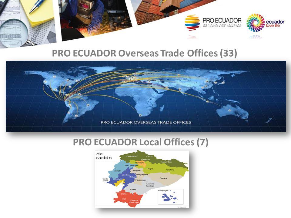 PRO ECUADOR Overseas Trade Offices (33)