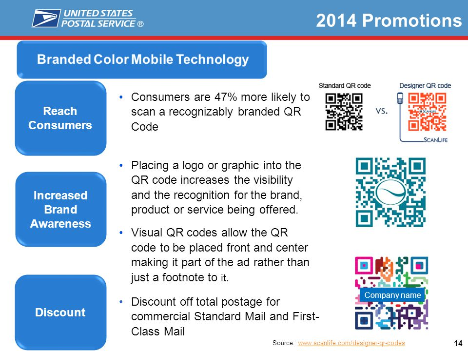 Branded Color Mobile Technology