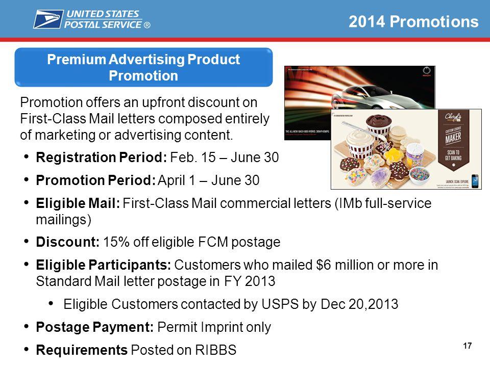 Premium Advertising Product Promotion